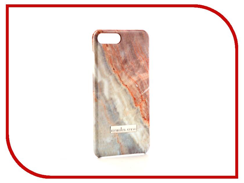 Аксессуар Чехол Mamba Case Lactic для APPLE iPhone 7 Plus / 8 Plus аксессуар чехол бампер burkley snap on для apple iphone 7 plus black bmcujblrst1i7p