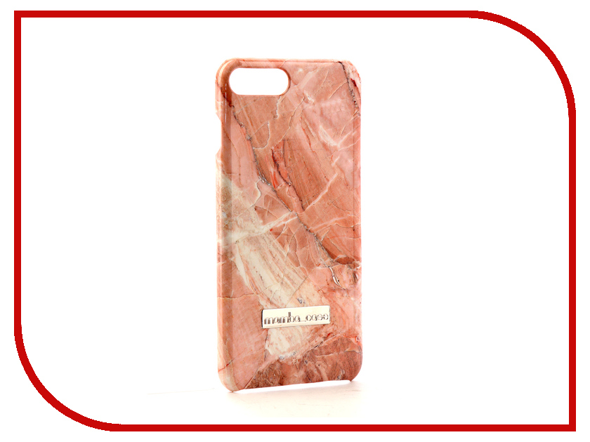 Аксессуар Чехол Mamba Case Puffy для APPLE iPhone 7 Plus / 8 Plus аксессуар чехол бампер burkley snap on для apple iphone 7 plus black bmcujblrst1i7p