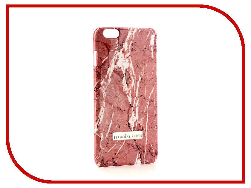 Аксессуар Чехол Mamba Case Dusty Pink для APPLE iPhone 6 Plus чехол apple leather case для iphone 6 6s plus