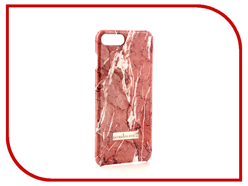 Аксессуар Чехол Mamba Case Dusty Pink для APPLE iPhone 7 Plus / 8 Plus аксессуар чехол apple iphone 7 8 plus leather case taupe mqhj2zm a