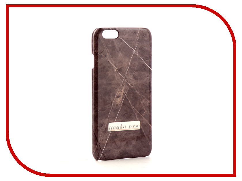 Аксессуар Чехол Mamba Case Concrete для APPLE iPhone 6 / 6S чехол для apple iphone 6 iphone 6s leather case red
