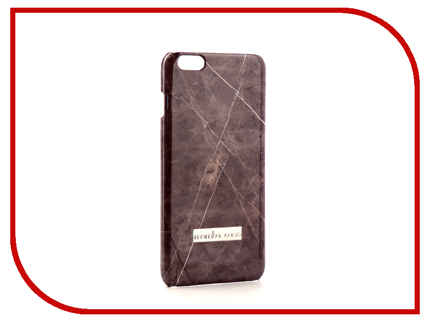 Аксессуар Чехол Mamba Case Concrete для APPLE iPhone 6 Plus чехол apple leather case для iphone 6 6s plus