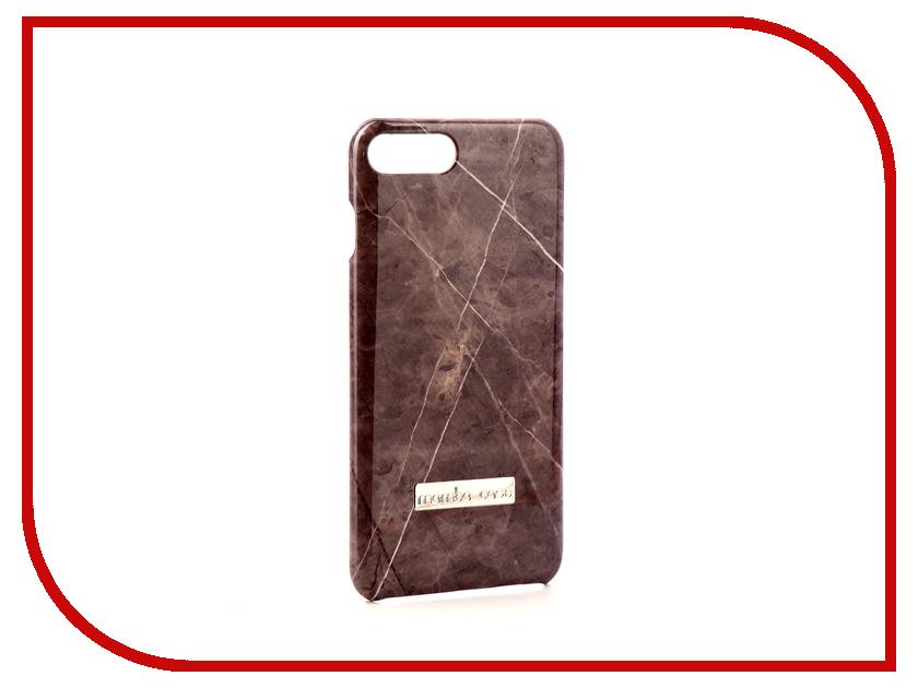 Аксессуар Чехол Mamba Case Concrete для APPLE iPhone 7 Plus / 8 Plus смартфон apple iphone 7 plus 32gb black mnqm2ru a