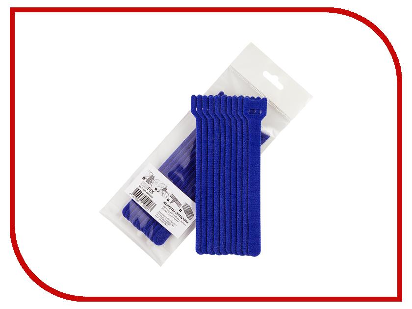 Хомуты-липучки Comfix 150x12mm 10шт Blue HLCT-150-RP0X000 crete 1 150 000