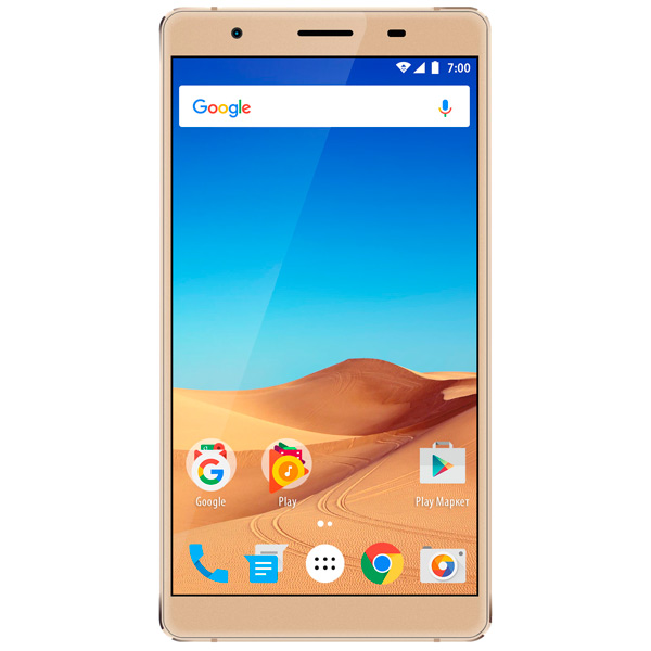 Сотовый телефон Vertex Impress Ra LTE Gold смартфон vertex impress ra 4g gold