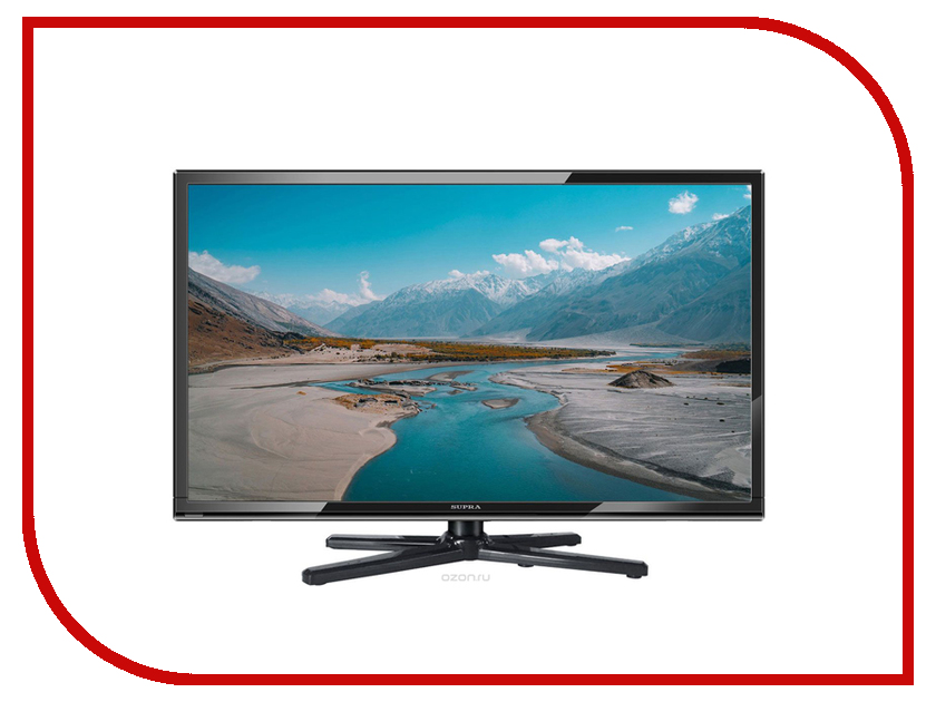 Телевизор SUPRA STV-LC22LT0030F supra stv lc24t440wl