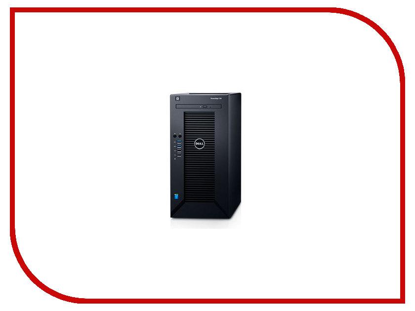 Настольный компьютер Dell PowerEdge T30 T30122582SSD (Intel Xeon E3-1225 v5 3.3 GHz/8192Mb/2x250Gb SSD + 1000Gb SATA/DVD-RW/1GbE/AMT11) процессор dell poweredge intel xeon e5 2643v4 338 bjcrt