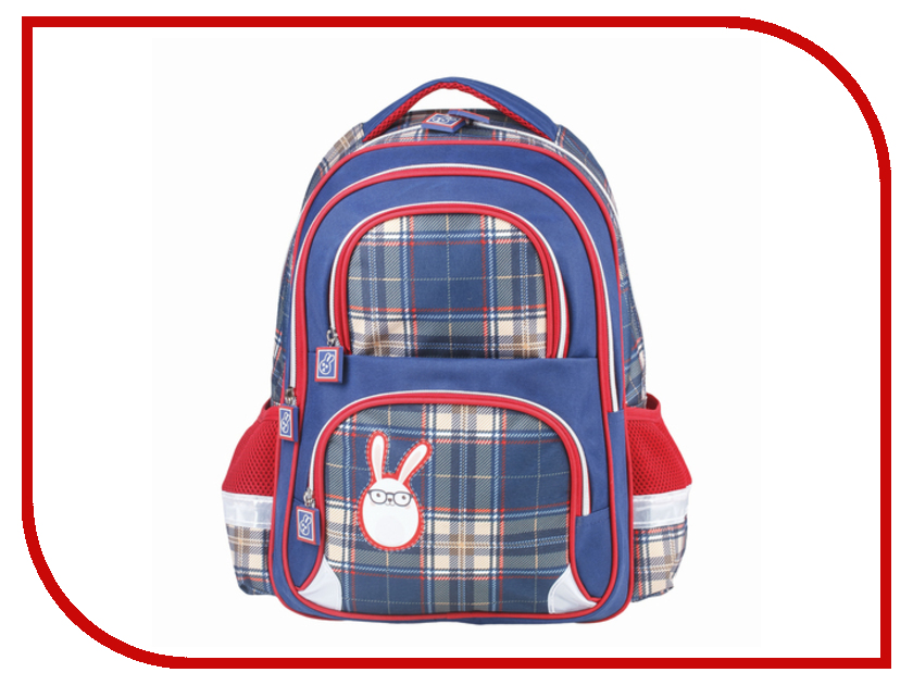 Рюкзак BRAUBERG Кролик с EVA-спинкой 226895