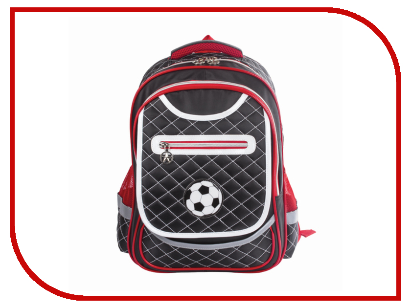 Рюкзак BRAUBERG Мяч Стеганный 226898 рюкзак brauberg махаон 226258