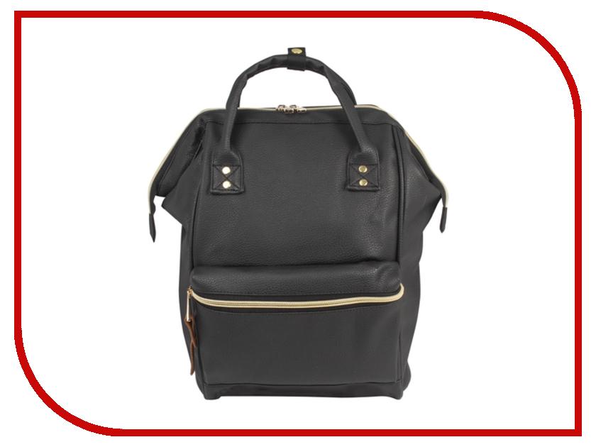Рюкзак BRAUBERG Black 227081 brauberg brauberg рюкзак для старшеклассников и студентов бронкс синий желтый