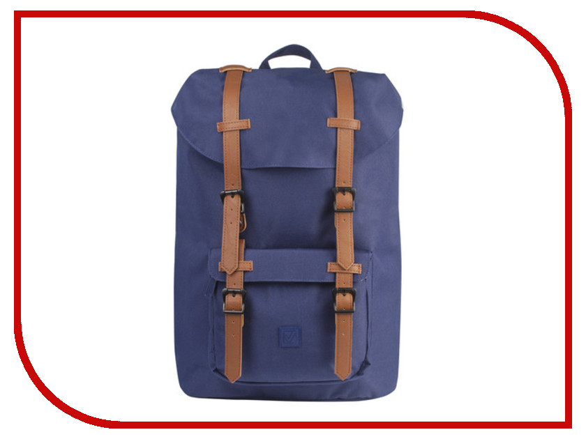 Рюкзак BRAUBERG Кантри Blue 227083