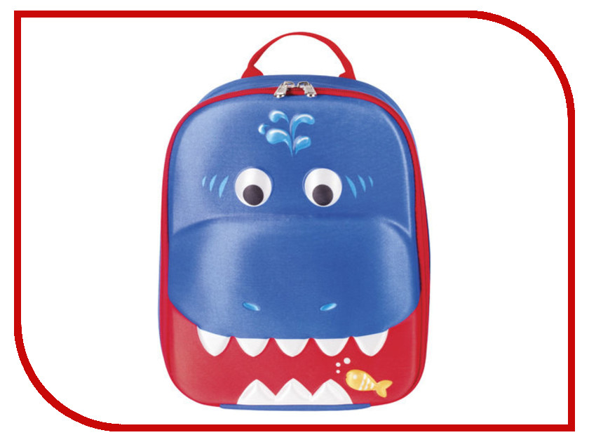 Рюкзак BRAUBERG Акула 227065 brauberg brauberg рюкзак кантри синий