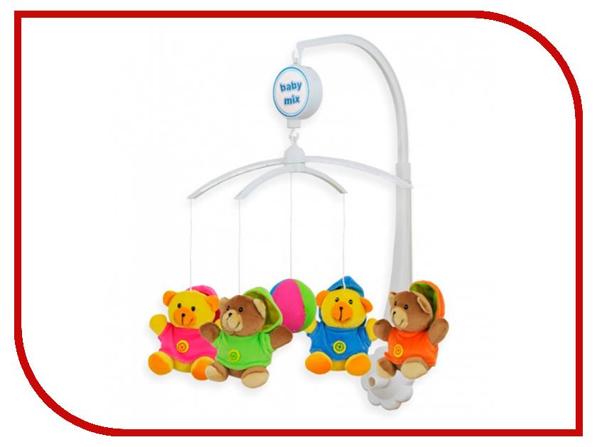 Музыкальный мобиль Baby Mix Веселые мишки 776М