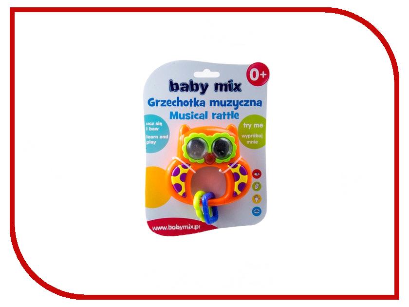 Погремушка Baby Mix Сова 0684A
