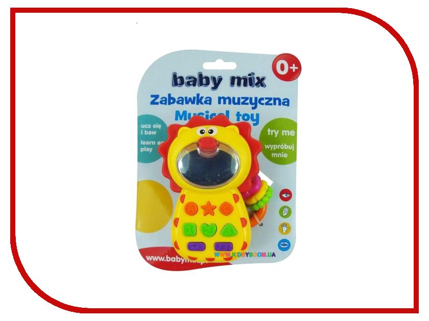 Погремушка Baby Mix Лев 0680B mike86] mix b 207 20 30 b 207