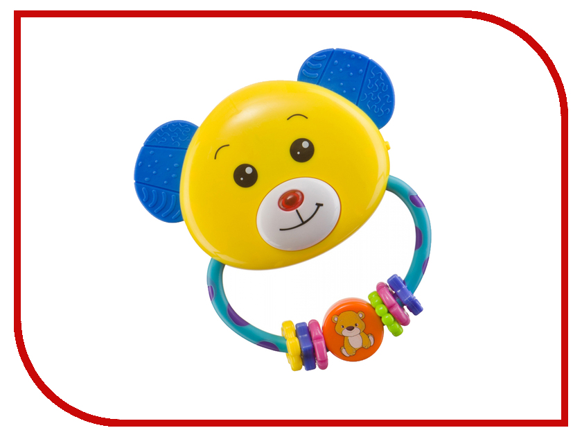 Погремушка Baby Mix Bear 598