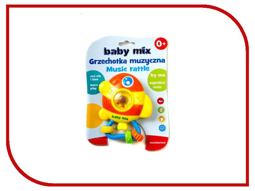 Погремушка Baby Mix Рыбка PL380042