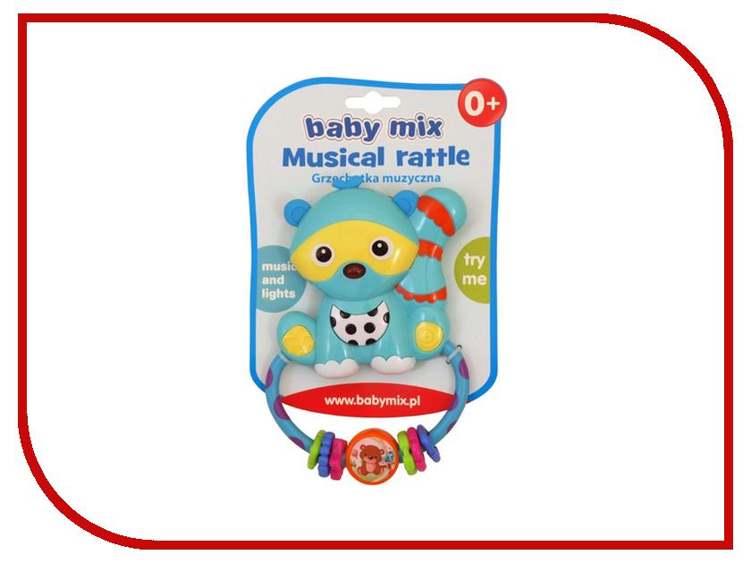 Погремушка Baby Mix Яркий енот KP-0694