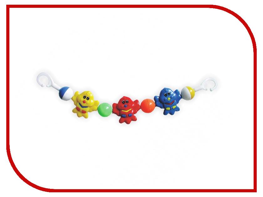 подвесные игрушки 136-162  Игрушка Baby Mix Совята 136-162