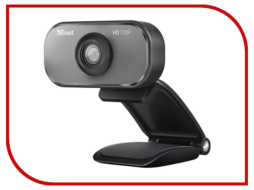 Вебкамера Trust Viveo HD 720p Webcam 20818 hd webcam