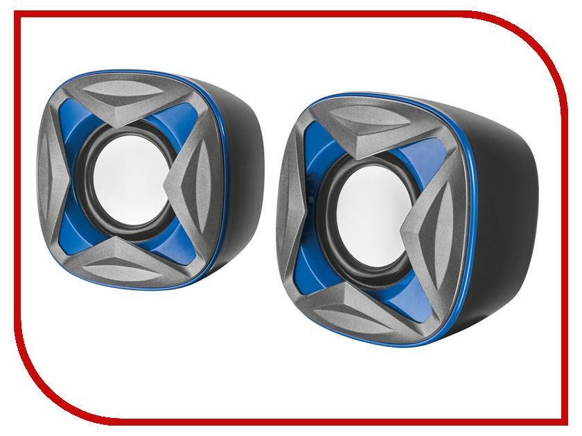 Колонка Trust Xilo Compact Blue 21182 зонт trust 30471 60