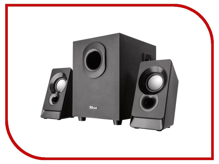 Колонка Trust Argo 2.1 Subwoofer Speaker Set 21038 зонт trust 30471 60