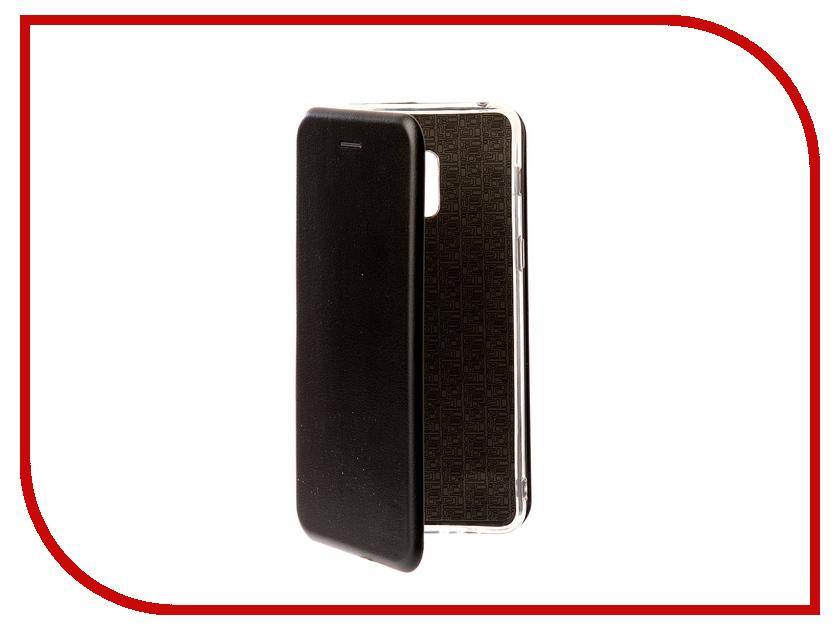 Аксессуар Чехол Samsung Galaxy A8 Plus A730F 2018 Zibelino Book Black ZB-SAM-A730-BLK аксессуар чехол samsung galaxy tab a 10 1 t580 t585 zibelino classico black zcl sam t580 blk