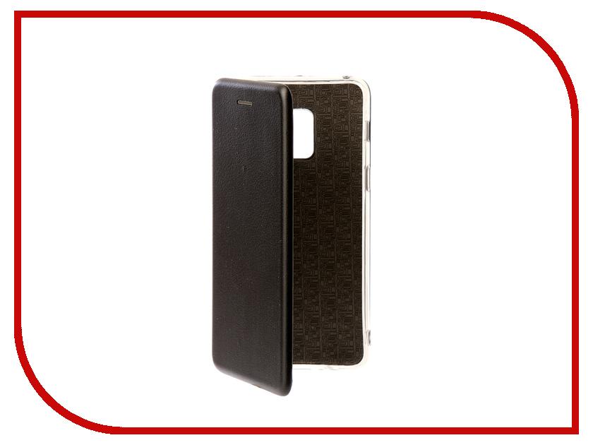 Аксессуар Чехол Samsung Galaxy A8 A530F 2018 Zibelino Book Black ZB-SAM-A530-BLK аксессуар чехол samsung galaxy tab a 10 1 t580 t585 zibelino classico black zcl sam t580 blk
