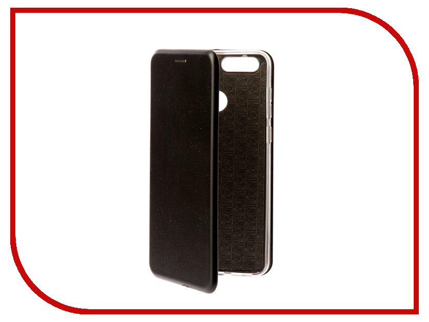 Аксессуар Чехол Huawei Honor 7X Zibelino Book Black ZB-HUW-7X-BLK аксессуар чехол huawei nova zibelino classico black zcl hua nov blk