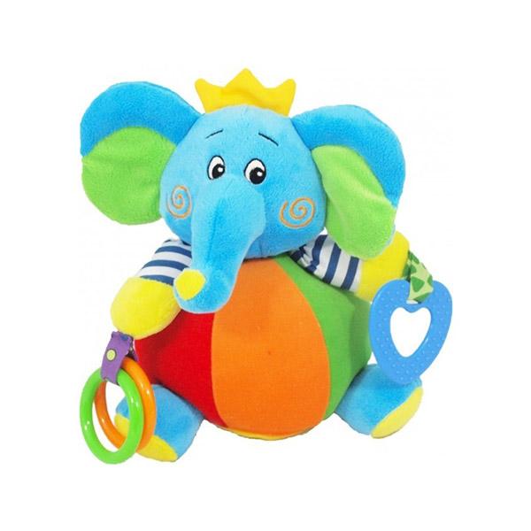 Игрушка Baby Mix Слон в Короне 9829 baby mix игрушка подвеска обезъянка tina