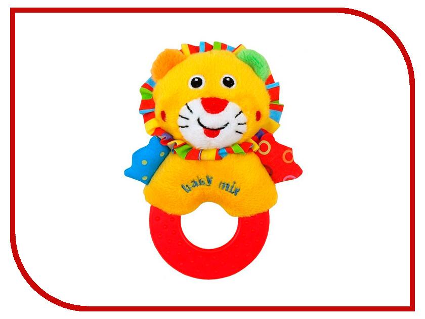 прорезыватели 8377E-12L  Прорезыватель Baby Mix Lion 8377E-12L