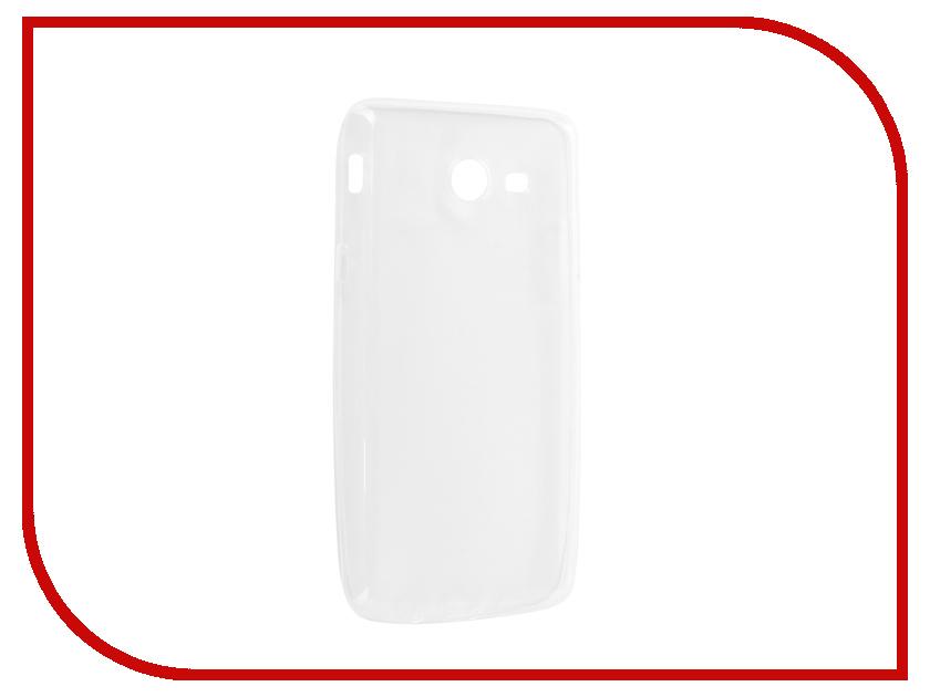 Аксессуар Чехол Samsung Galaxy J5 2017 Krutoff Transparent 11616 аксессуар чехол samsung galaxy j5 prime g570 celly air case black air640bk