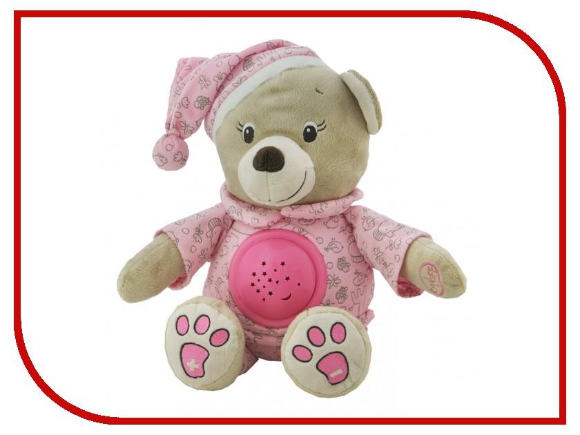 Игрушка Baby Mix Мишка Pink 8465-30P ночники baby mix ночник мишка с музыкой и ночником