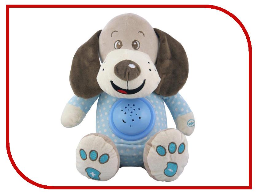 Игрушка Baby Mix Собачка Light Blue 17132 подвесные игрушки baby mix собачка с клубникой