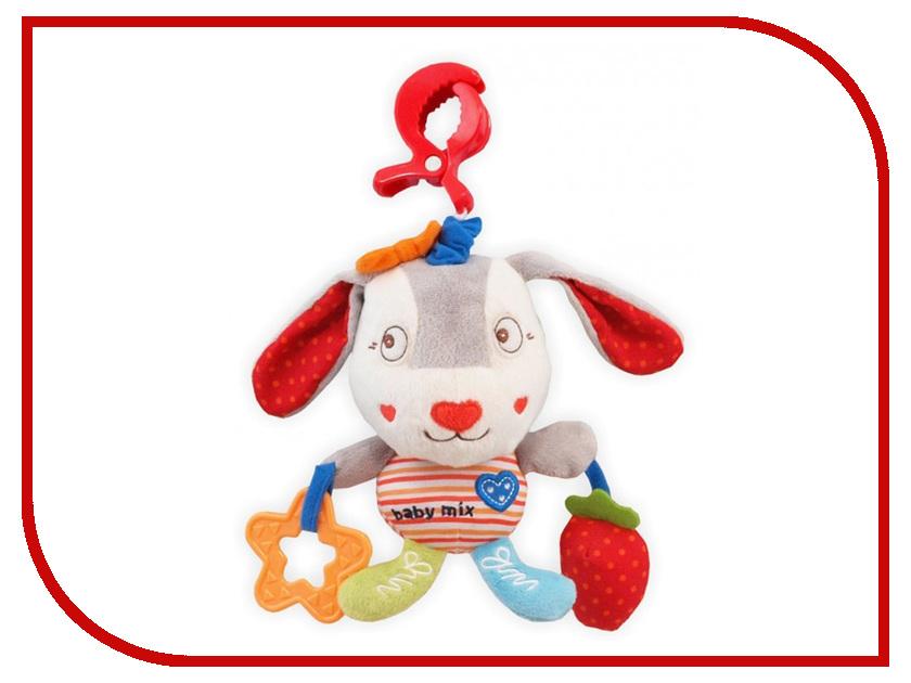 Игрушка Baby Mix Собачка с клубникой 1126 подвесные игрушки baby mix собачка с клубникой