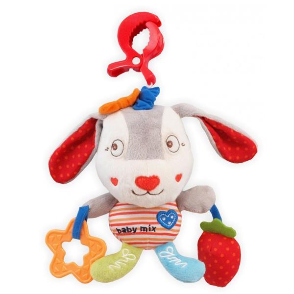 Игрушка Baby Mix Собачка с клубникой 1126 игрушка baby mix собачка 1122