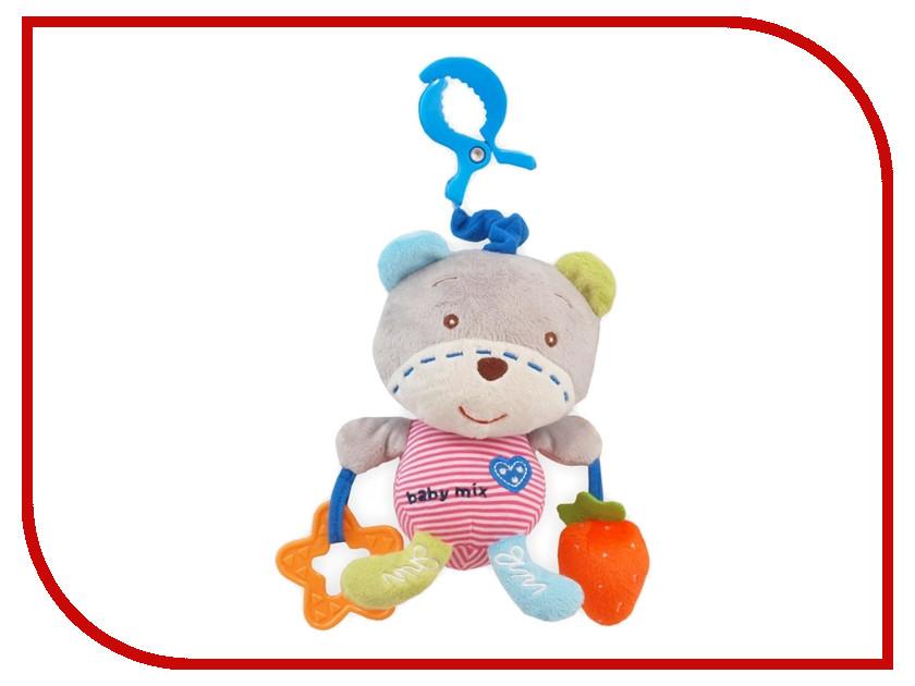 Игрушка Baby Mix Мишка 1129 ночники baby mix ночник мишка с музыкой и ночником