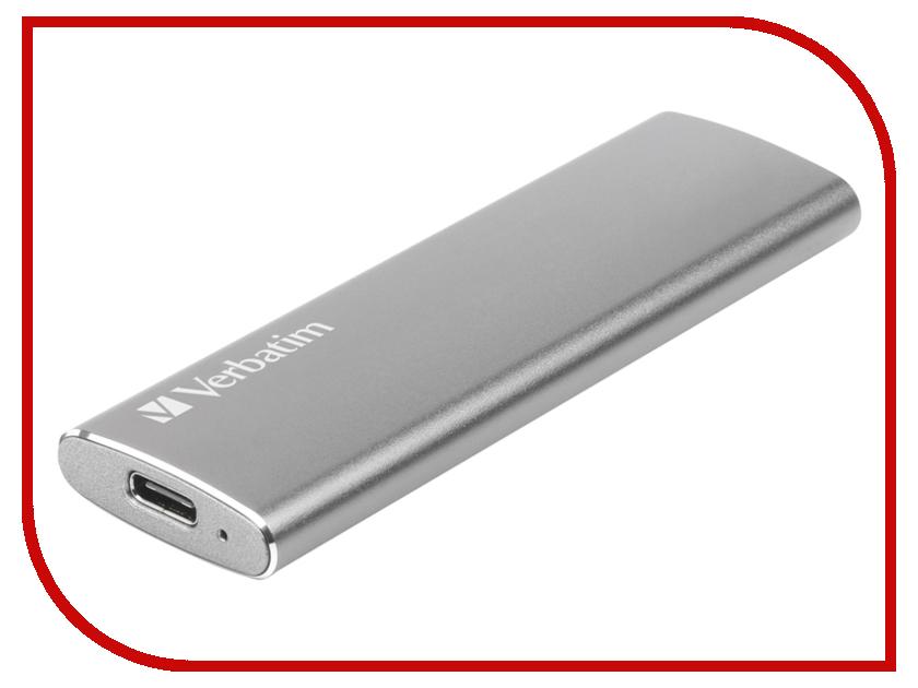 Жесткий диск Verbatim Vx500 External SSD 240GB
