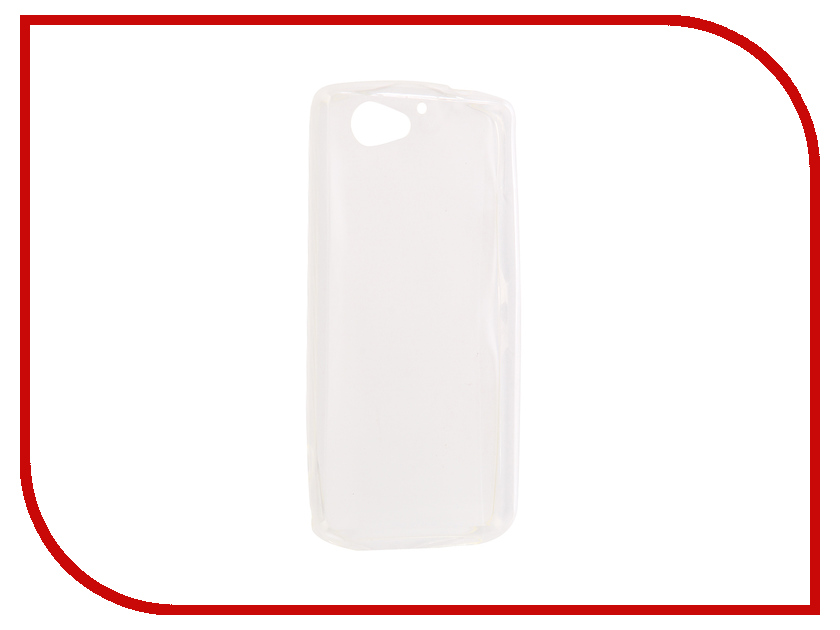 цена на Аксессуар Чехол Sony Xperia Z2 Compact Krutoff Transparent 11547