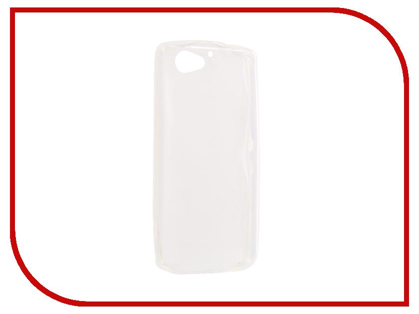 Аксессуар Чехол для Sony Xperia Z2 Compact Krutoff Transparent 11547