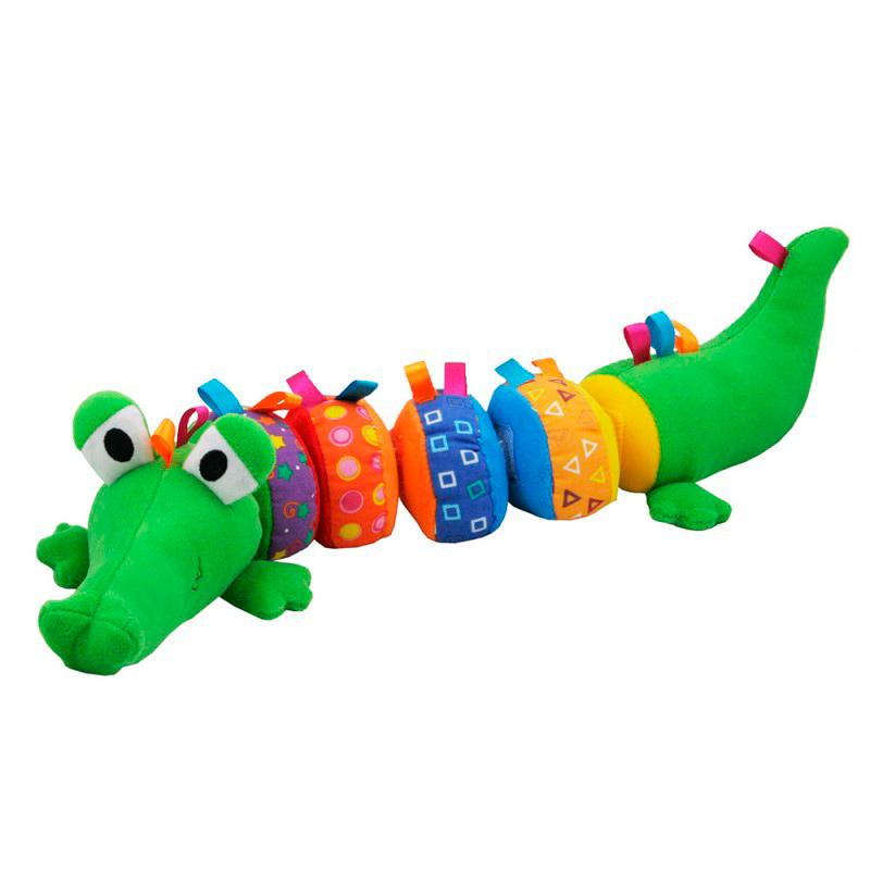 Игрушка Baby Mix Крокодил 8273-50