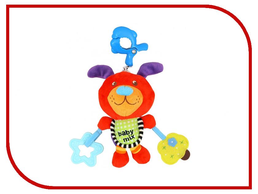 Игрушка Baby Mix Собачка 1122 подвесные игрушки baby mix собачка с клубникой