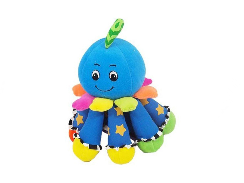Игрушка Baby Mix Осьминог TE-7719-20 игрушка baby mix собачка 1122
