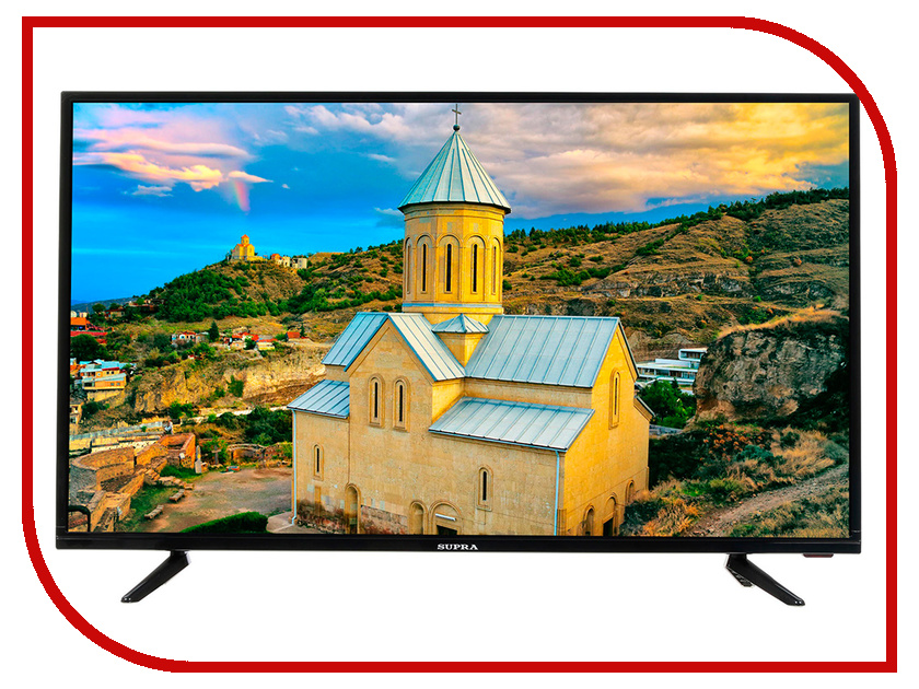 Телевизор SUPRA STV-LC40ST2000F телевизор supra stv lc32t430wl