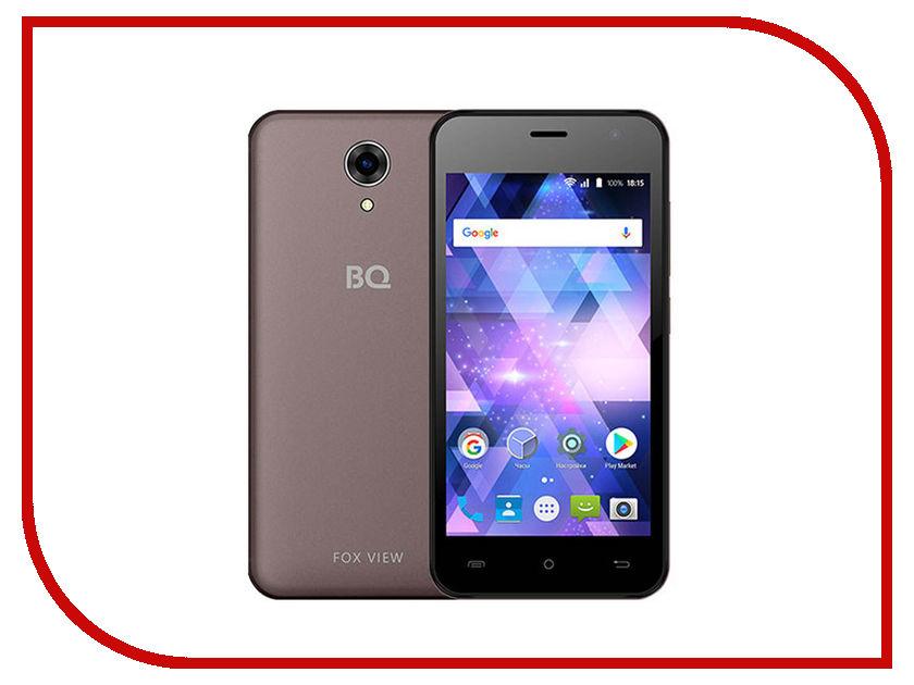 Сотовые / мобильные телефоны, смартфоны 4585 Fox View  Сотовый телефон BQ 4585 Fox View Moka