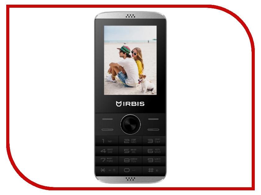 Сотовый телефон Irbis SF18 Black-Silver сотовый телефон irbis sf09 black