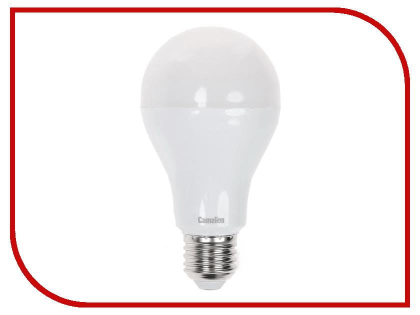 Лампочка Camelion 17W LED 17-A65/845/E27 лампочка elektrostandard classic led d e27 17w 3300k