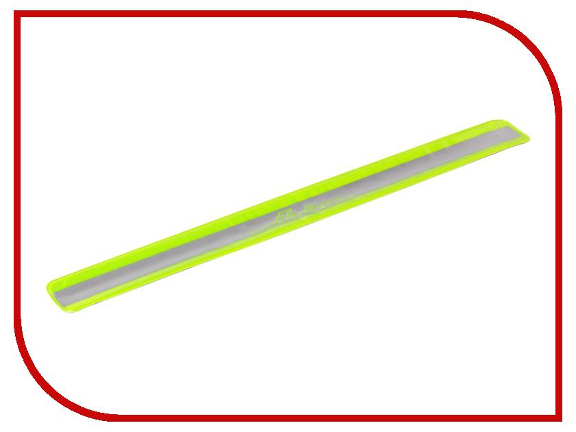 Светоотражатель Airline Браслет 3x30cm Green ARW-B-05