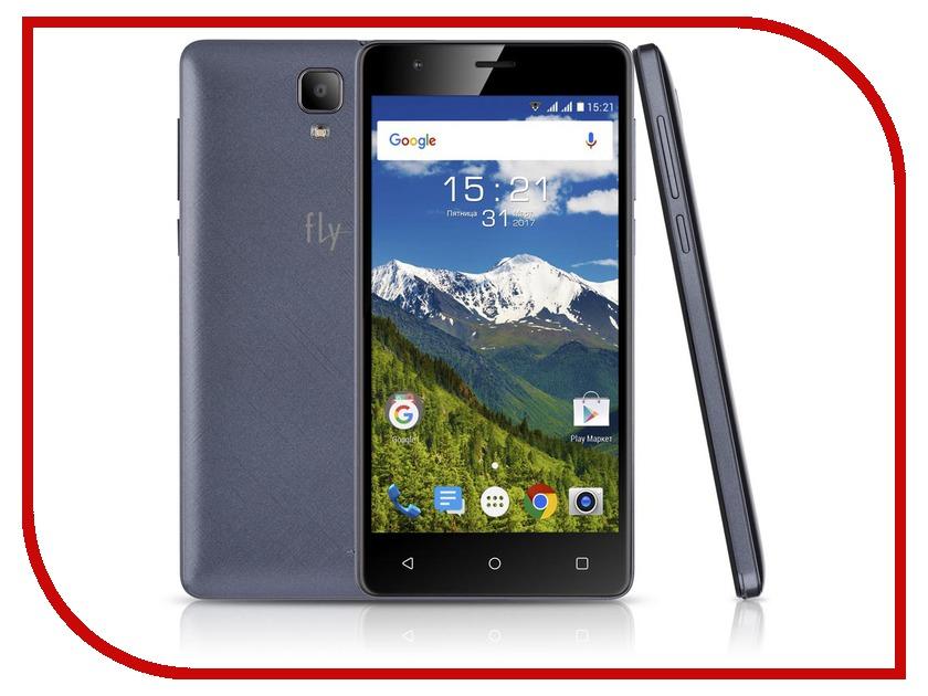 Сотовый телефон Fly FS516 Cirrus 12 LTE Blue fly ff281