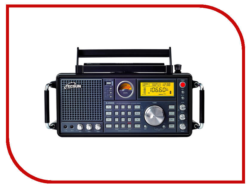 Радиоприемник Tecsun S-2000 ict 243 s tt
